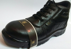 3S safety shoes, 100% genuine leather, Made in India from TAWOOS AL ALAMIAH GENERAL TRADING LLC