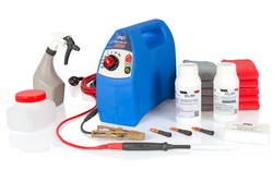 ELECTROLYTIC WELD CLEANING MACHINE UAE from AL TAHER CHEMICALS TRADING LLC.