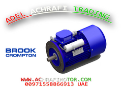 brook brand electric motors 2 hp 380v 50/60 hz
