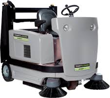 INDUSTRIAL SWEEPERS from AL RUWAIS ENGINEERING CO.L.L.C