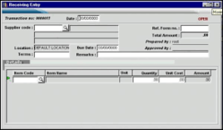 ACCOUNTING SOFTWARE from AL RUWAIS ENGINEERING CO.L.L.C