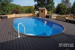 Waterproofing Decking Installers Sharjah, UAE from ZAYAANCO