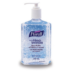 Purell hand sanitizer 240ML from AVENSIA GENERAL TRADING LLC