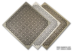 Aluminium Finish Raised Access Floorinf Supplier in Abudhabi, UAE from ZAYAANCO