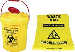Bio Hazard Bag Yellow 45X60 from MORGAN ATLANTIC AE