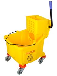 single trolley bucket