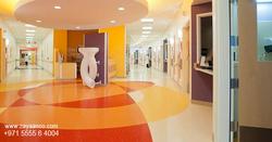 School Flooring Specialist in Sharjah, UAE from ZAYAANCO