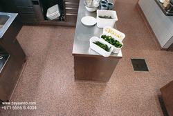 Kitchen Flooring Specialist in Abu dhabi, UAE from ZAYAANCO