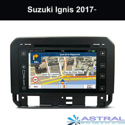 China Exporter Double Din Car Radio Stereo Touch Screen Navigation System Suzuki Ignis 2017 from ASTRAL ELECTRONICS TECHNOLOGY CO.,LTD