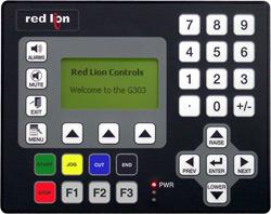 Red Lion HMI