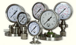 Pressure Gauges from SOLUTRONIX INDUSTRIAL INSTRUMENT, ELECTRICAL AND AUTOMATION LLC