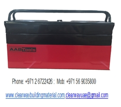 AABTools - Heavy Duty Cantilever Tool Box 20in In Abudhabi UAE from CLEAR WAY BUILDING MATERIALS TRADING