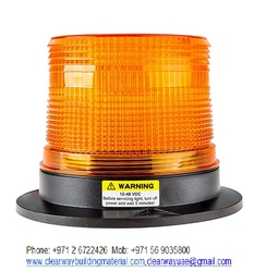 Led Revolving Light ( Strobe Light ) 12 V / 24V, In Abudhabi , UAE
