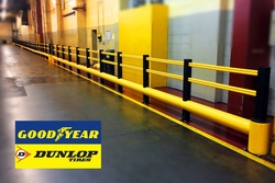 Flex Impact - Safety Barriers Flex Impact - Safety Barriers from AMFICO AGENCIES PVT. LTD.