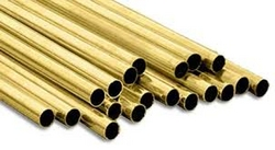 Brass Seamless Pipe