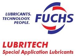 FUCHS LUBRITECH ADHESIVE LUBRICANT IN UAE OMAN DUBAI GHANIM TRADING +97142821100 from GHANIM TRADING LLC