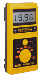 MARTINDALE RC2000 RCD TESTER WITH 6mA RANGE IN DUBAI from AL TOWAR OASIS TRADING