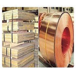 Nickel And Copper Alloy Plates from STEEL FAB INDIA