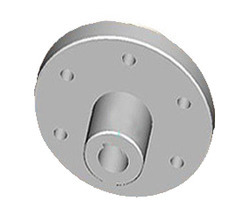 Drawing Flange from STEEL FAB INDIA