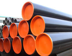 Carbon Steel A53 Pipe from STEEL FAB INDIA