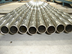 High Nickel Alloy Pipe from STEEL FAB INDIA