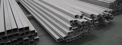 Alloy Seamless Square Pipe from STEEL FAB INDIA