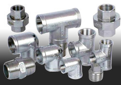 ASTM A182 F22 Forged Fittings from STEEL FAB INDIA