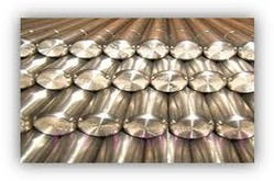 Nickel Alloy Round Bars from STEEL FAB INDIA