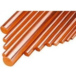 Copper Alloy Round Bars from STEEL FAB INDIA