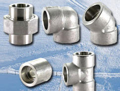 Stainless Steel 347 H Fittings