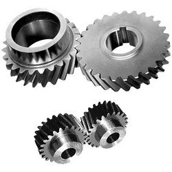 Helical Gears in dubai from B. V. TRANSMISSION INDUSTRIES