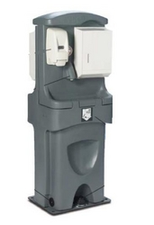 PLASTIC HANDWASH STATION from KAZEMA PORTABLE TOILETS