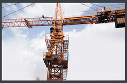 Huba 50/15 TOWER CRANE IN UAE from HOUSE OF EQUIPMENT LLC
