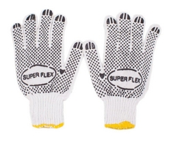 Dotted Hand Gloves from REUNION SAFETY EQUIPMENT TRADING