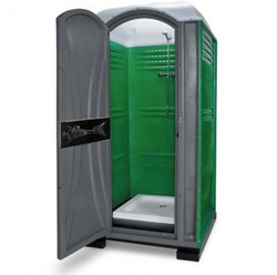 SHOWER CABINS from KAZEMA PORTABLE TOILETS