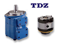 VICKERS VANE PUMP EQUIVALENT FROM TDZ from AMCA HYDRAULICS