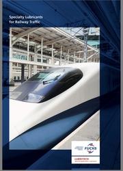 FUCHS LUBRITECH Railways lubricants- GHANIM TRADINGI UAE , OMAN +97142821100 from GHANIM TRADING LLC