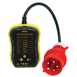 MARTINDALE PC105 3 PHASE INDUSTRIAL SOCKET TESTER  32A IN DUBAI  from AL TOWAR OASIS TRADING