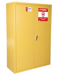 Emergency Equipment Cabinet (PPE Cabinet) from REUNION SAFETY EQUIPMENT TRADING