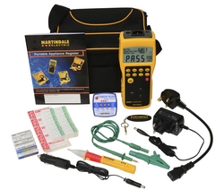 MARTINDALE  HPAT600 PAT TESTER KIT 1 IN DUBAI  from AL TOWAR OASIS TRADING