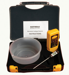 MARTINDALE  TEK500 MICROWAVE LEAKAGE DETECTOR  KIT from AL TOWAR OASIS TRADING