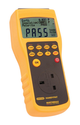 MARTINDALE  HPAT600 PAT TEATER WITH USER ADJUSTABLE PASS LIMITS AND MEMORY from AL TOWAR OASIS TRADING