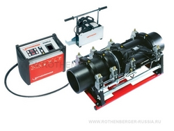 ROTHENBERGER PIPE WELDING MACHINE SUPPLIER UAE