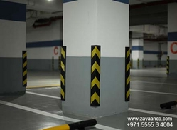 Corner guard suppliers in Dubai from ZAYAANCO