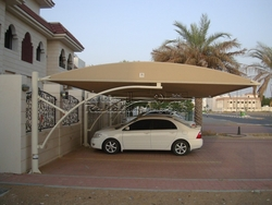 CAR PARK SHADES from EXCLUSIVE TARPS