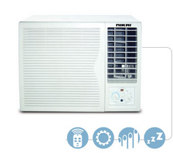 AC AIR CONDITION FOR STAFF FOR CAMPS WINDOW AC FOR CAMP 042222641 from ABILITY TRADING LLC
