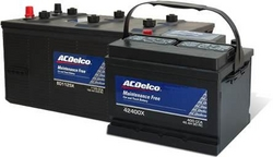 Truck Battery from AVENSIA GENERAL TRADING LLC