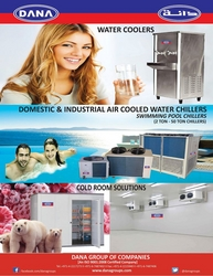 WATER COOLER MANUFACTURER IN UAE from DANA GROUP UAE-OMAN-SAUDI [WWW.DANAGROUPS.COM]