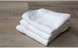 Wash cloth white from AVENSIA GENERAL TRADING LLC