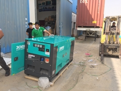 GENERATOR SUPPLIERS from GRACEVALVE REFRIGERATION TRADING FZE